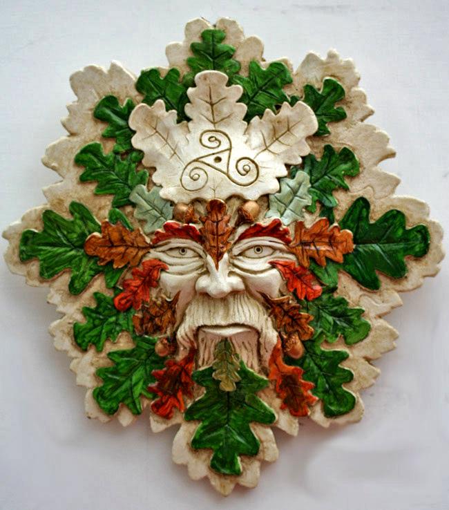 triskelion-green-man-sculpture