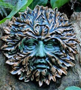 green-man-avalon-plaque