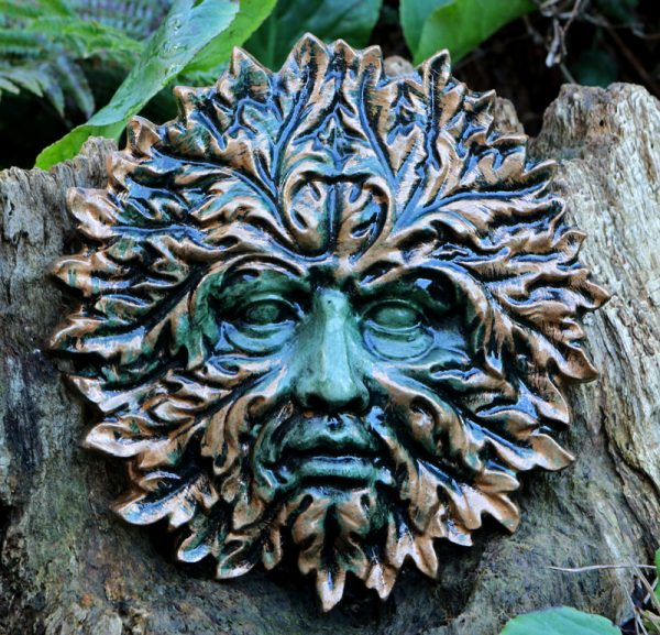 green-man-avalon-sculpture
