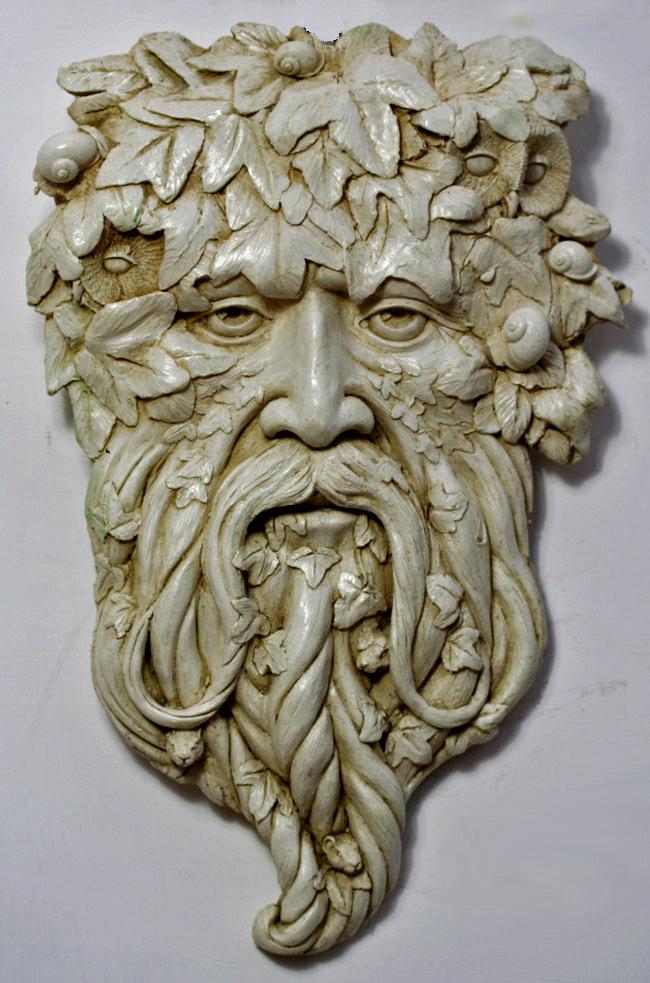 gort-green-man-sculpture