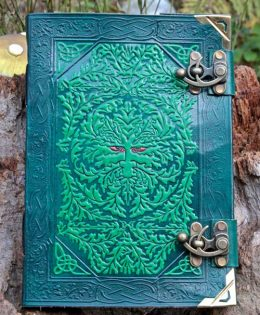 green-man-journal