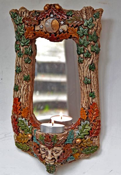 green-man-mirror-sculpture