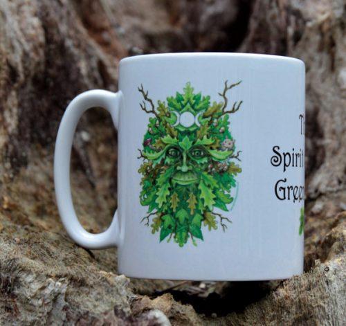 green-man-mug