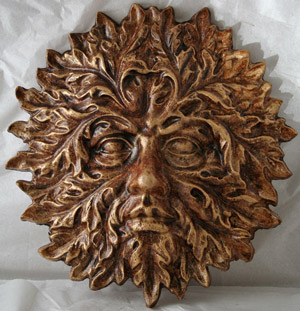 green-man-avalon-gold-sculpture