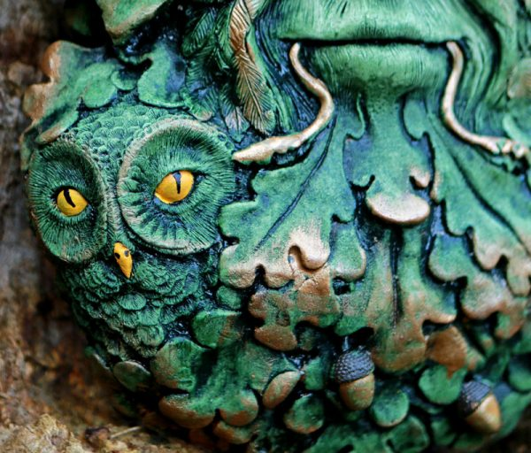 green-man-owl-companion