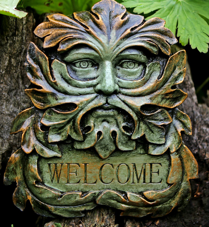 green-man-welcome-plaque
