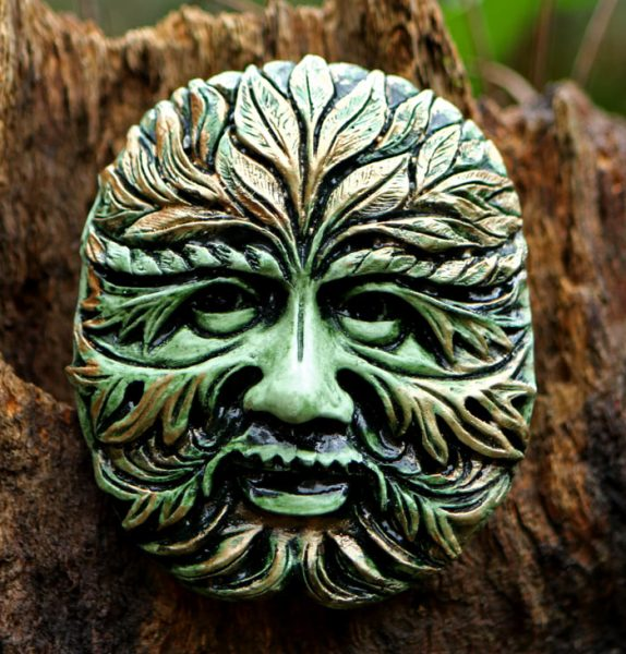 gwidion-green-man-wall-plaque
