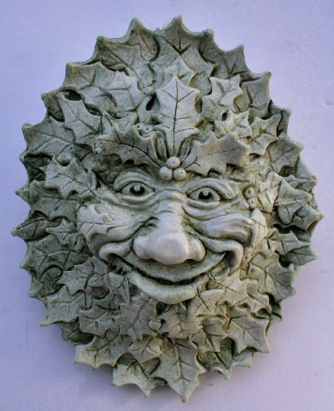 holly-ivy-green-man-plaque