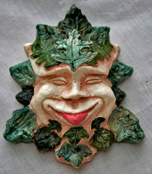 may-king-green-man-plaque