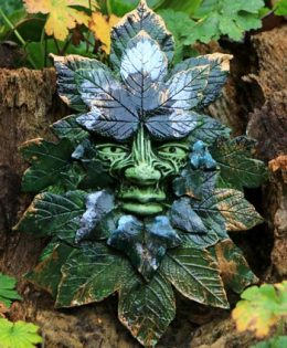 old-forest-green-man