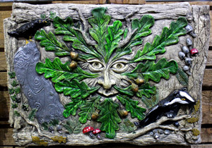 the-green-man-plaque-of-llanbedr-town