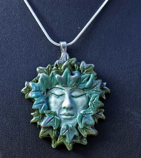 galena-green-man-pendant