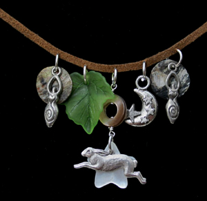 goddess-hare-nature-pendant