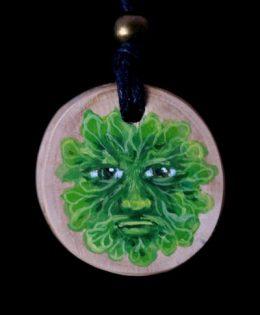 hand-painted-green-man-pendant
