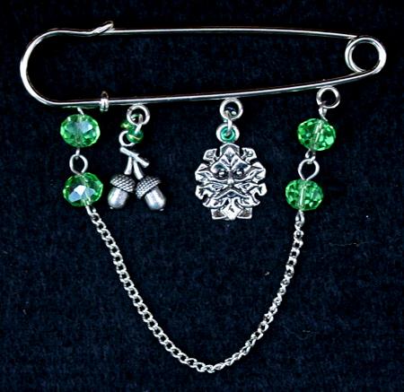 green-man-brooch