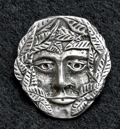 green-man-pewter-brooch
