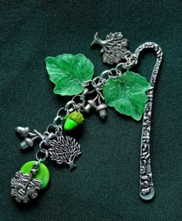 greenman-bookmark