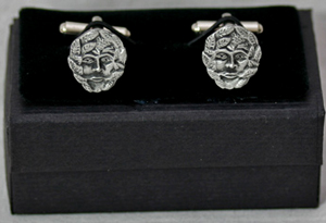 greenman-cufflinks-set