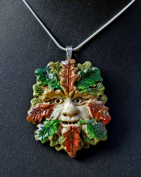 green-man-necklace