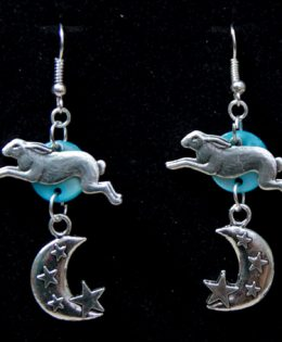 hare-crescent-moon-earrings