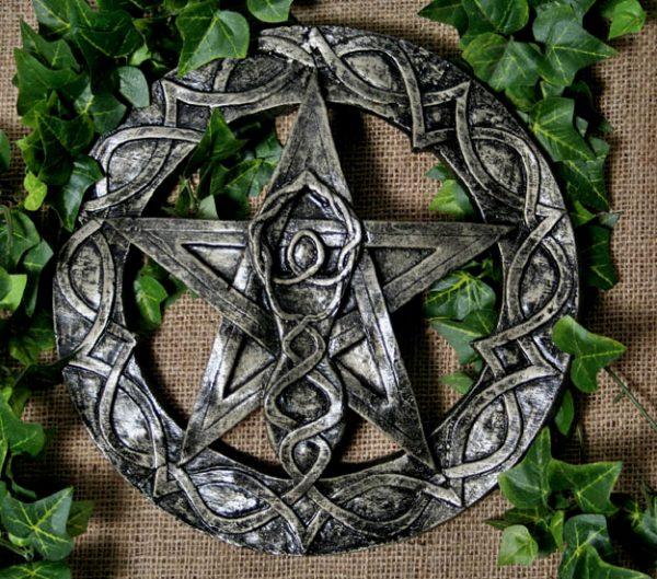 pentagram-sculpture