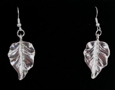 poplar-leaf-earrings