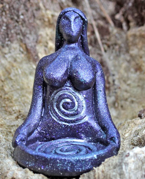 the-goddess-spiral-tlight-holder