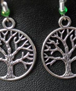 tree-earrings