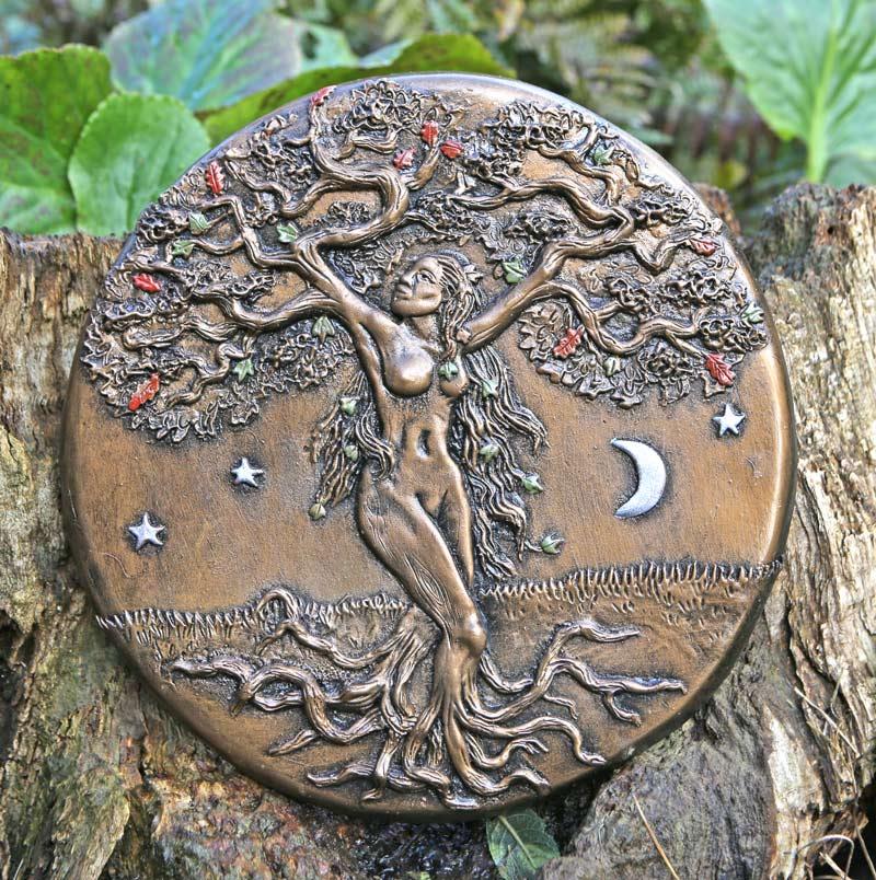 tree-goddess-plaque