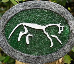 uffington-plaque