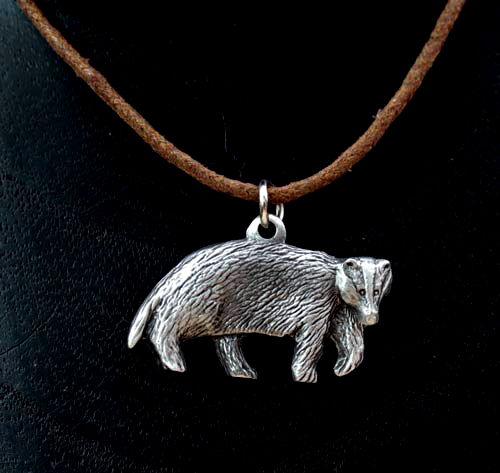 badger-pendant