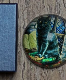black-cat-paperweight
