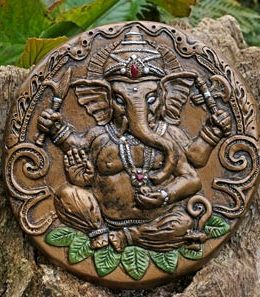 ganesh-wall-plaque
