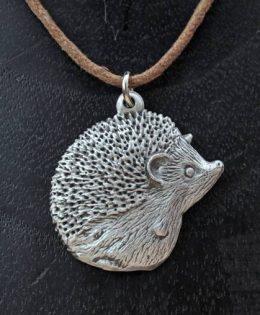 hedgehog-pendant
