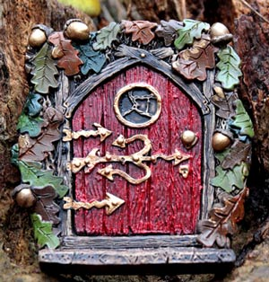 oaken-fairy-door