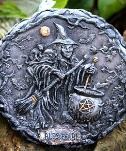 witch-plaque