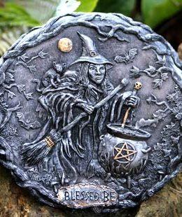 witch-plaque