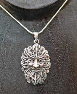 green-man-pendant