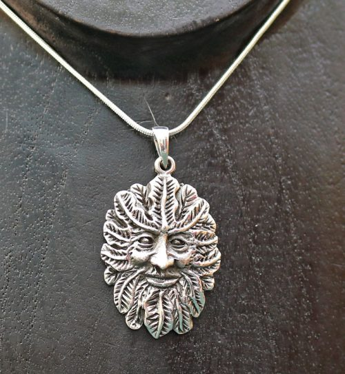 green-man-pendant
