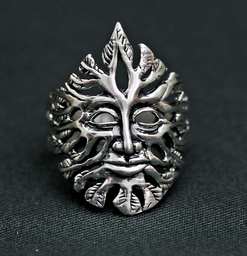 greenman-sterling-silver-ring