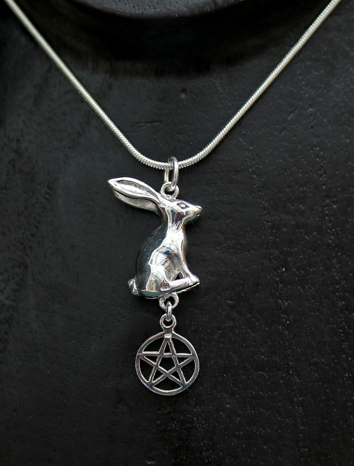 hare-necklace
