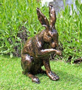 thistle-hare-sculpture