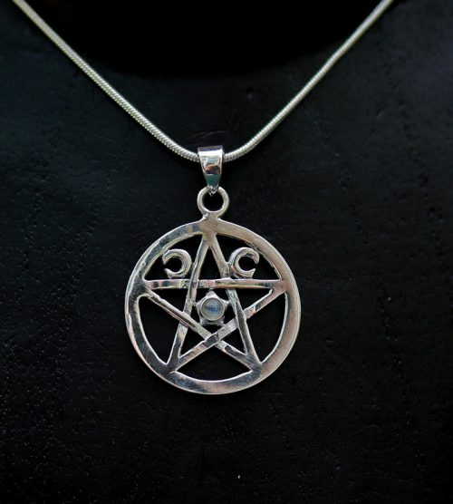 silver-pentacle-necklace