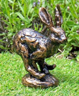 thyme-hare-sculpture