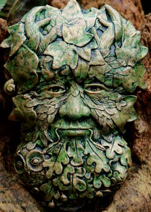 little-herne-green-man-plaque