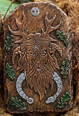 cernunnos-wall-sculpture