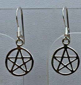earrings-pentacle-style