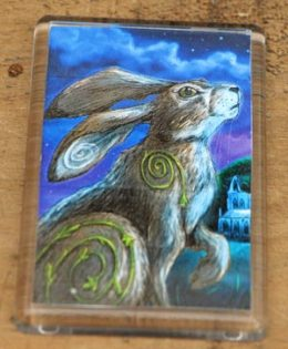 moon-hare-fridge-magnet