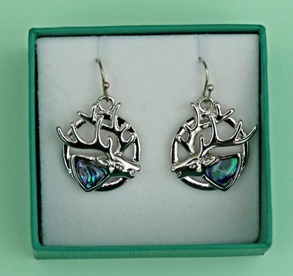 stag-earrings
