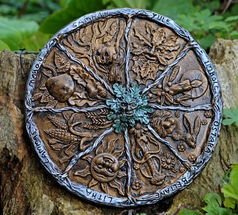 wheel-year-bronzed-by-kathleen-minton